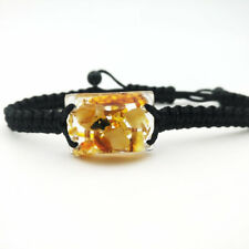 Baltic Amber Orgonite (2.4cm x 1.8cm) Bracelet-Wealth,Love,Meditation-talisman