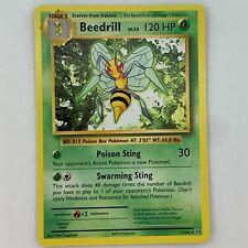 Pokemon Japanese Base Basic Set 54 Common//Uncommon Rare Card Lot VG//PL Beedrill
