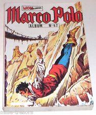 Album MARCO POLO N° 47 - MON JOURNAL 1984