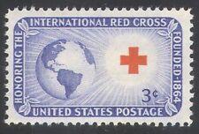 USA 1952 Red Cross/Medical/Health/Welfare 1v (n29039)