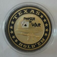 POKER IS WAR poker Card Guard Protector