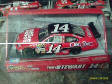 TONY STEWART DIECAST 1:24 CAR  2009 OLD SPICE BLK TOP
