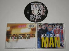 NENEH CHERRY/MAN (VIRGIN 7243 8 41982 2 0) CD ALBUM