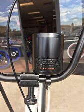 SIKK Cruiser Bicycle Stainless Steel Insulated Cup Holder - BLACK Beach Cruiser