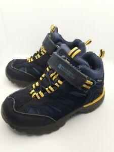 Boys Girls Hiking Walking shoes size 11 kids Mountain Warehoure Blue
