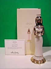 LENOX MERIT-AMUN Egyptian figurine NEW in BOX with COA  Egypt
