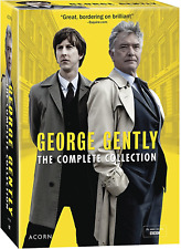Inspector George Gently: Complete TV Series Seasons 1-8 Boxed DVD Set NEW!
