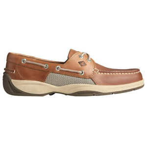 Sperry Size 10 Leather Boat Shoe New Mens Shoes
