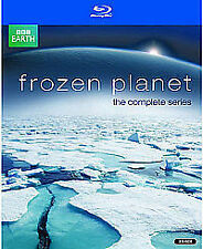 Frozen Planet (Blu-ray, 2011, 3-Disc Set)