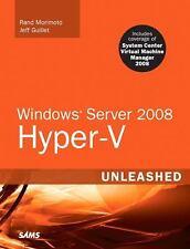 NEW - Windows Server 2008 Hyper-V Unleashed