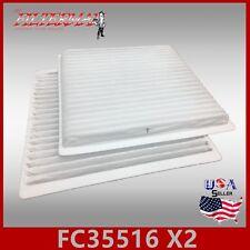 FC35516(X2) CAF1766 CABIN AIR FILTER FITS:(2006-07 B9 TRIBECA & 2008-14 TRIBECA)