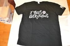 "LA Clippers ""It Takes Everything"" T-Shirt SGA 10/30/16 Men's Size: X-Large NWOT"