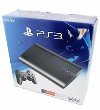 Sony PlayStation 3 PS3 500GB Console System & Controller Bundle