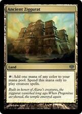 ANCIENT ZIGGURAT Conflux MTG Land Unc