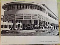 1954 Madagascar centre Pédagogique de Tamatave architecture monument