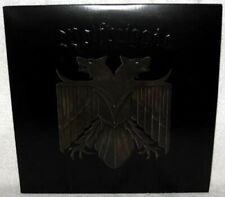 WOLFBRIGADE Damned LP PUNK ROCK D-Beat HARDCORE Black Vinyl ANTI-CIMEX Motorhead