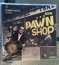 Robert Lucas -Layaway - Audioquest 180gr Premium Vinyl - Audiophile SEALED LP
