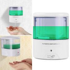 600ML ABS automatische Sensor Seifenspender Wandmontierte Maschine für Küche Bad