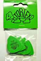 12 Dunlop Tortex Picks Plektren 0,88 mm Plektrum Hang Bag