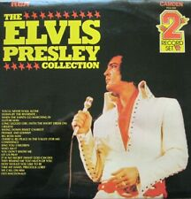 ELVIS PRESLEY - THE ELVIS PRESLEY COLLECTION  - 2 LP