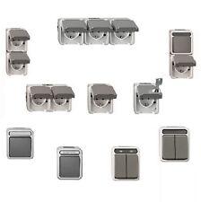 merten steckdosen mit schutzkontakt g nstig kaufen ebay. Black Bedroom Furniture Sets. Home Design Ideas