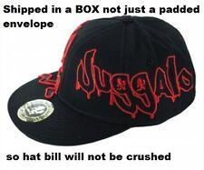 Insane Clown Posse ICP HATCHET MAN Juggalo Black/RED Hat Licensed NWT