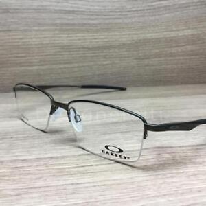 Oakley Titanium Limit Switch 0.5 Eyeglasses Satin Pewter OX5119-0254 54mm