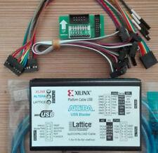 1pc New USB2.0 XILINX ALTERA LATTICE 3IN1 Download Cable