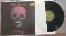 """KEITH EMERSON Dario Argento 's INFERNO 33 giri rpm 12"""" OST cinevox LP 1980"""