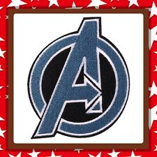 🇨🇦 New Avengers Logo Patch Embroidered Sew On/stick On Cloth/new 🇨🇦