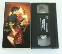 Dirty Dancing Havana Nights VHS Patrick Swayze Diego Luna Sela Ward 2004