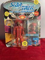 Star Trek The Next Generation - Guinan Action Figure Playmates Toys Vintage 1992