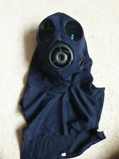 Rare SAS Assault Suit Flash Blue Hood Gasmask FM12 ( S10)