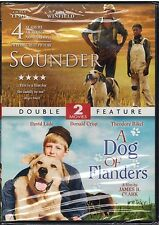 Sounder/A Dog of Flanders (DVD) Cicely Tyson, Paul Winfield, David Ladd