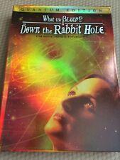 What The Bleep!? Down The Rabbit Hole 3 Disc DVD Set Quantam Edition 2006
