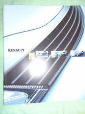 Renault Laguna range brochure Mar 2004