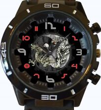 Yin Yang Chinese dragons Beautiful Watch New Gt Series Sports Wrist Watch