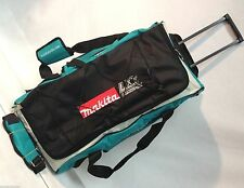 Makita 831269-3 Large LXT Heavy Duty Contractor Tool Bag + Wheels and Handle New