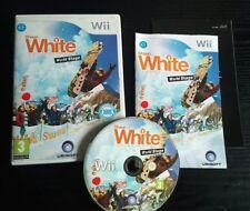 Shaun White snowboard: World Stage + + completo + + (Nintendo Wii + Wii U, 2009)