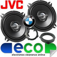 """BMW 3 Series E46 Compact JVC 13cm 5.25"""" 500 Watts 2 Way Front Door Car Speakers"""