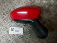 FIAT GRANDE PUNTO Right Front Door Mirror Red Electric  2006-09