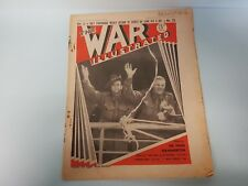 The War Illustrated No. 25 Vol 2 1940 Monoplanes Finland BEF Indians