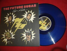 REY PILA ~ THE FUTURE SUGAR 2015 BLUE VINYL LP