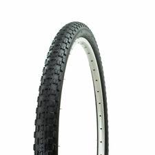 "NEW! 24"" x 1.75"" BMX bike ALL BLACK Comp 3 design bicycle tire 65PSI"
