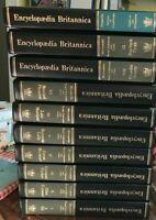 encyclopaedia britannica 1984 ready macropaedia 15th edition 10 vol.set leather
