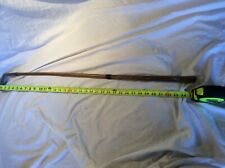Vintage Rare Mashie Accurate wood shaft golf iron Hand Forged Iron J.L. Black