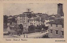 # TREVISO: PONTE S. MARTINO  1948