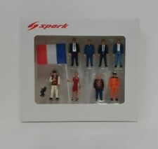 Dioramas pour véhicule miniature, 1:43