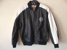 IOU International 1992 Leather Jacket Large VGC Legend Across America
