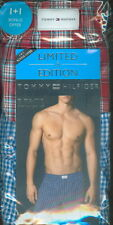 Tommy Hilfiger ~ 2 Pack Woven Boxer Shorts ~ Sz Small ~ MSRP $35.00 100% Cotton